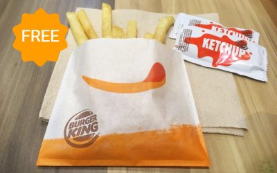Mybkexperience BK Feedback Survey Philippines: Burger King Free Food