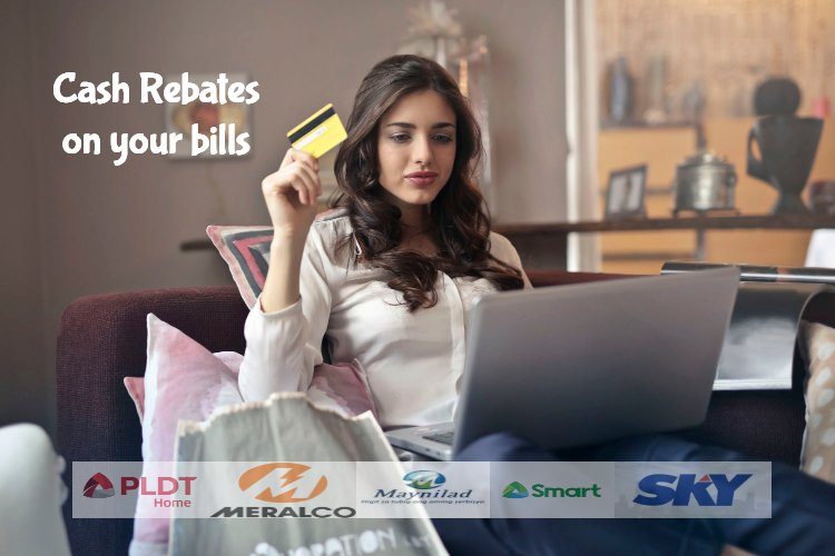 5% UnionBank Rebate for Newly Enrolled Bills