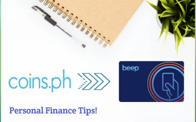 Coins.ph Beep Card: New Reloading Option