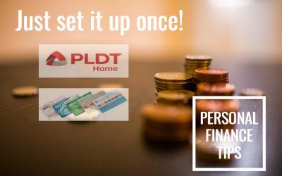 Earn SM Advantage points through PLDT Home Rewards