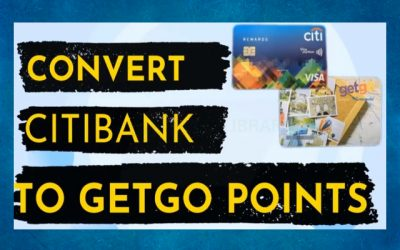 How to Convert Citibank Rewards Philippines Points to GetGo Points