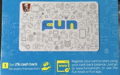 How to Register KFC Fun Card Philippines