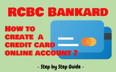 RCBC Bankard Online Sign Up: How to Register your Credit Card Online
