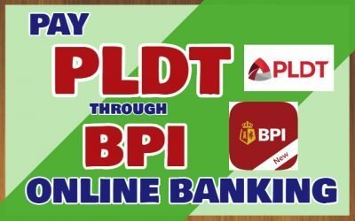 PLDT Online Payment: Enroll and Pay using the New BPI Online
