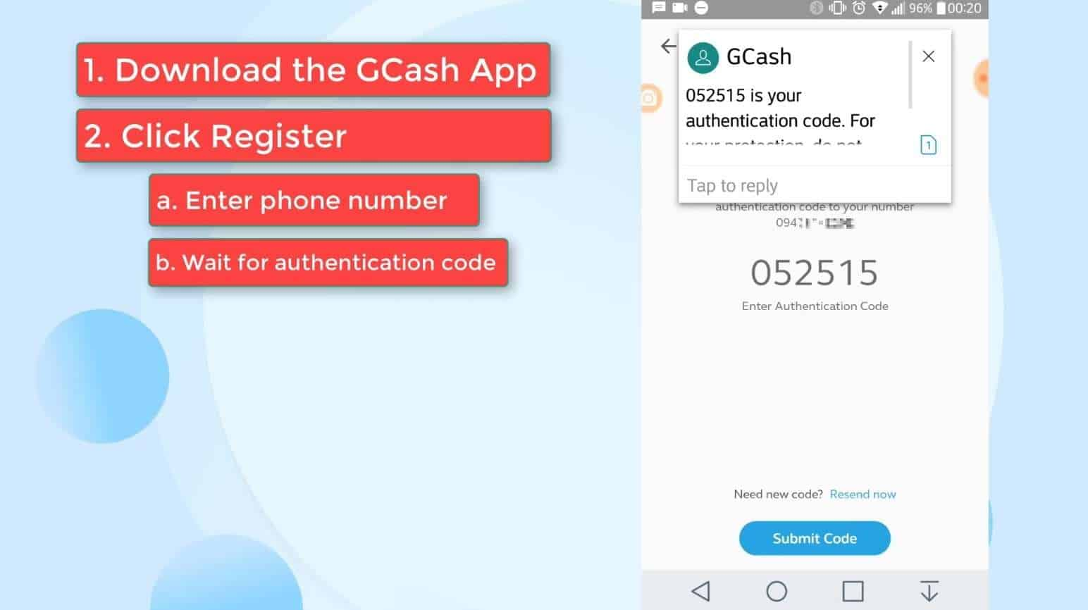 GCash Verify 6