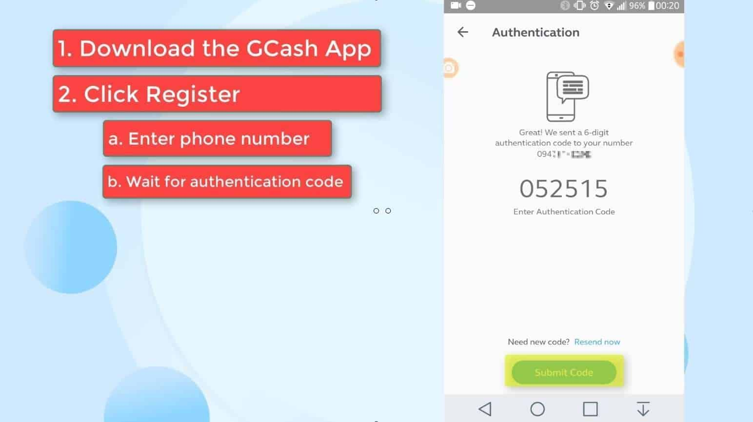 GCash Verify 7