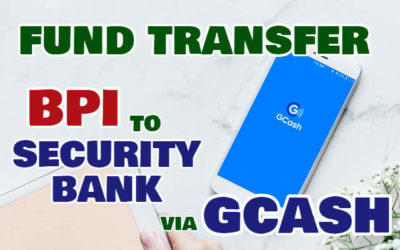 How to BPI Send Money to Security Bank using GCash for FREE (2019)